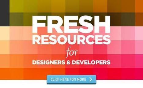 Ibuildsite Web Design and Development, SEO, Digital Marketing: Fresh #Resources for #Web #Developers – May 2016 | El Mundo del Diseño Gráfico | Scoop.it