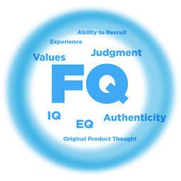 The Founder Quotient: How To Measure Founder Strength | Tech Startup News | Scoop.it