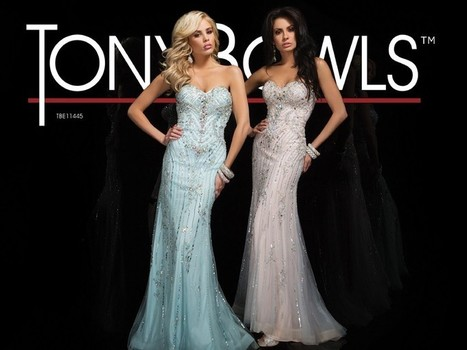 Tony Bowls Evenings TBE11445 | Tony Bowls Evenings | Scoop.it
