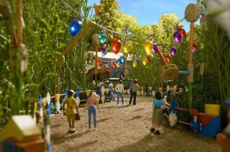 Dreamlands au centre Pompidou - Autour de Disney - Exposition | Médiation & financements | Scoop.it