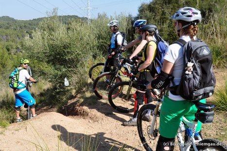 Bikefestival Gardasee 2012 – Mountainbike Trailtechniktouren mit ... | Frühling am Gardasee | Scoop.it