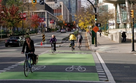 Cars drop to half of all trips in Vancouver   Municipal Asset Management   Scoop.it