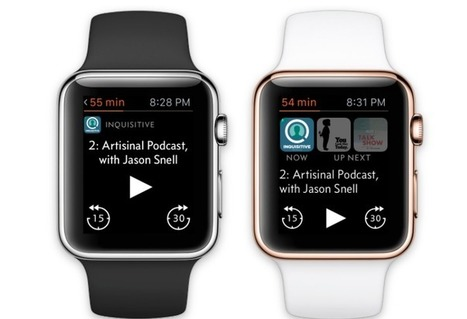 Why so many Apple Watch apps suck | Mobile Technology | Scoop.it