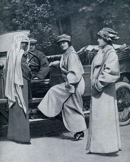 L'automobile en 1913 : grève dans les usines Renault | Yvon Généalogie | Théo, Zoé, Léo et les autres... | Scoop.it