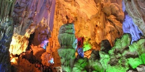 Discover mysteries of Thien Cung Grotto Halong Bay - Best Halong Bay Cruises | Travel guide | Scoop.it