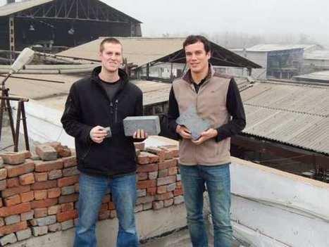 Crean un ladrillo ecológico a partir de papel y desechos industriales | Ecocosas | Terre cuite Espagne | Scoop.it