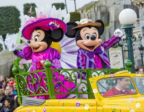 Disneyland, un mastodonte qui booste le tourisme hexagonal   Val d'Europe   Scoop.it