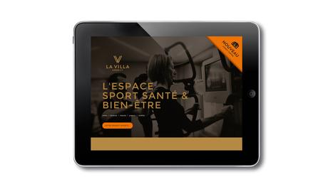 La Villa Annecy, une nouvelle identité créée par l'agence Blue1310 spécialisée dans la création de marque. | Happy new year | Scoop.it