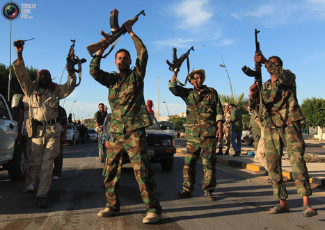 Gaddafi Dead: A New Dawn For Libya | Photojournalism - Articles and videos | Scoop.it
