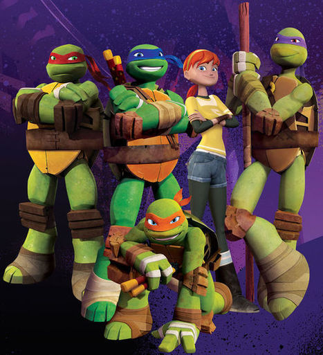 Finding The Core Of A Story: How The Teenage Mutant Ninja Turtles Are Evolving For a Multi-Platform World | Eye on concepts | Scoop.it