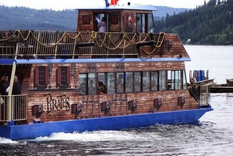Special Adult Pirate Party Cruise | Lake Coeur d Alene Cruise | Scoop.it