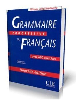 La faculté: Grammaire Progressive du Francais Niveau Intermediare ...   FLE aux Iles Canaries   Scoop.it