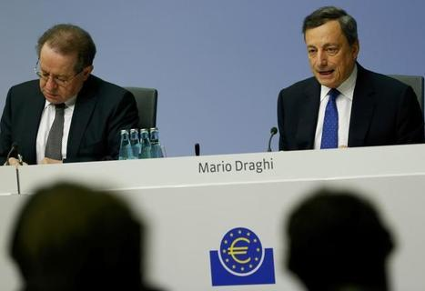 Lower for longer, ECB scales back asset buys@offshore stockbroker | Stockbroker | Scoop.it