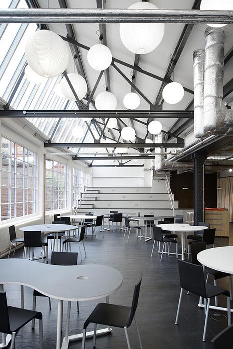 Design Studio 210   Creative Office: Club Workspace At Barley Mow Designed By Tilt   Espace de créativité   Scoop.it
