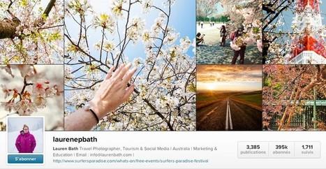 A2-Elle gagne sa vie avec ses photos de voyage ! | articles FLE | Scoop.it