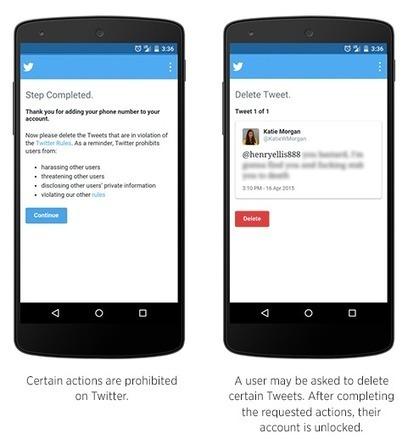 Twitter durcit à nouveau le ton contre les trolls et le harcèlement - #Arobasenet.com   Référencement internet   Scoop.it
