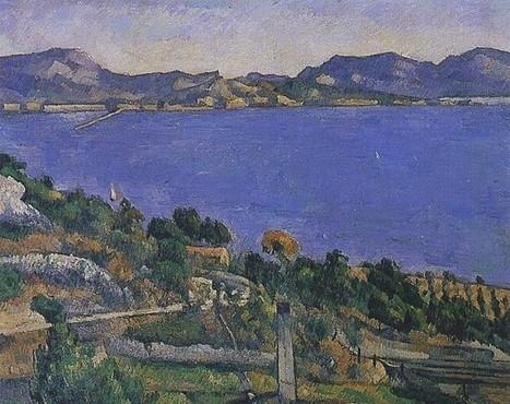 Le petit port bleu (André Suarès) | Impressionnisme | Scoop.it