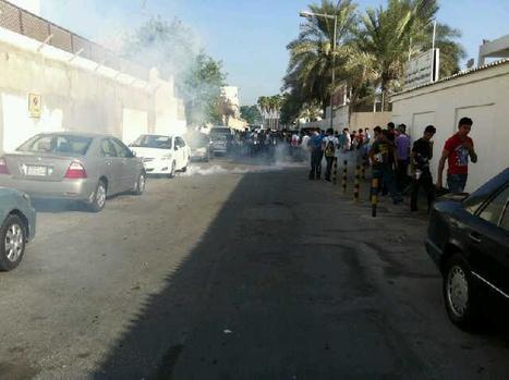 Bahrain: Jidhafs highschool 10/17/2011 | Human Rights and the Will to be free | Scoop.it