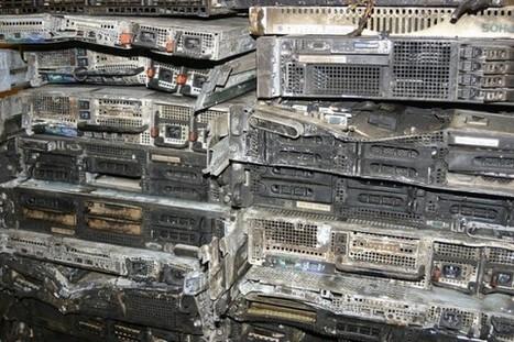 Entreprises : L'évaluation des risques informatiques physiques en question | Libertés Numériques | Scoop.it