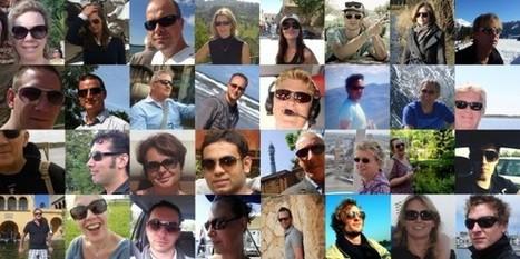 Hoe hoort het eigenlijk: zonnebrillen op LinkedIn? | be-odl | Scoop.it
