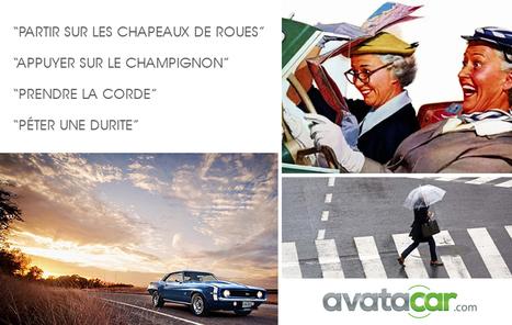 Les expressions liées à l'automobile | Remue-méninges FLE | Scoop.it
