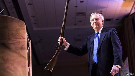 Can the Republicans win the Senate?   Bathgate Academy Politics and Economics   Scoop.it