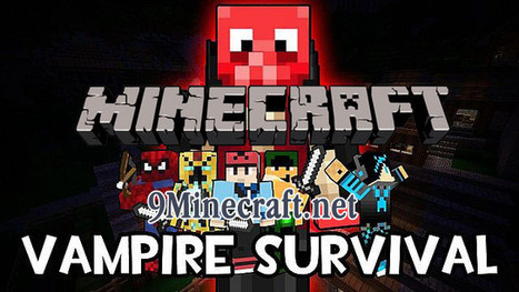 Vampire Survival Map 1.6.2 | Minecraft 1.6.2 Maps | Scoop.it