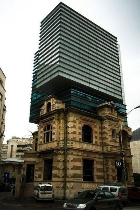 Quelques folies de l'architecture.. | Le développement architecturale .. | Scoop.it