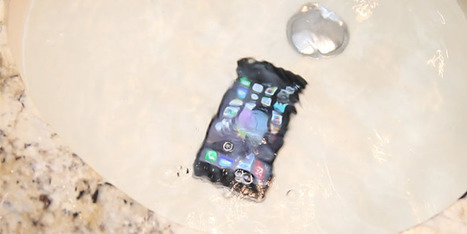 How to Fix Water Damaged iPhone/Samsung/Nexus   All about smartphone   Scoop.it