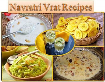 Tickle Your Taste Buds with These Simple Navratri Vrat Recipe | Recipes | Scoop.it