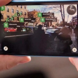 Nokia City Lens update adds Sightline and Freeze functions to Augmented Reality app for Windows Phone - NokNok.tv | AR | Scoop.it