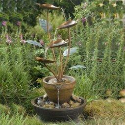 Solar Garden Water Features Make Any Outdoor Living Space Look Great | Home improvement | Scoop.it