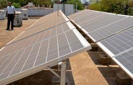 Energy Mania: Sardar Patel Stadium go green with solar power | www.energymania.org | Scoop.it