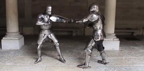 VIDEO. Voici comment on se battait (vraiment) au Moyen-âge   BRAIN SHOPPING • CULTURE, CINÉMA, PUB, WEB, ART, BUZZ, INSOLITE, GEEK •   Scoop.it