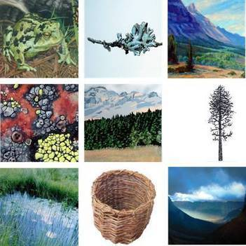 Artist in Residence - Glacier National Park | Glaciers: Art and Science | Scoop.it