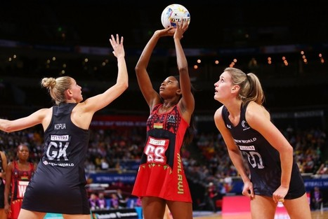 Malawian netballer crowned 2015 IWGA Athlete of the Year | The Scoreline Diminishes | Scoop.it