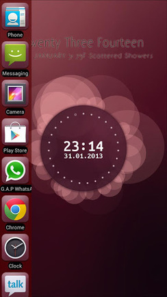 Unity Launcher v2.5 (paid) apk download | ApkCruze-Free Android Apps,Games Download From Android Market | themes for flare | Scoop.it