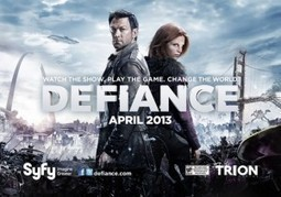 Production Mythology, Release Reality: Syfy's Defiance | Antenna | #transmediascoop | Scoop.it