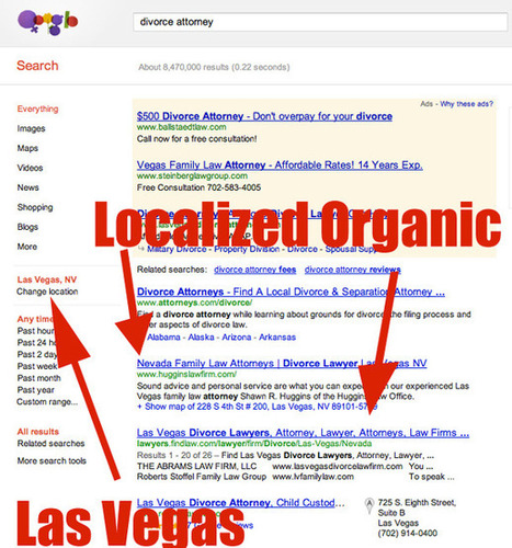 Understand and Rock the Google Venice Update   SEO Strategy Articles   Scoop.it