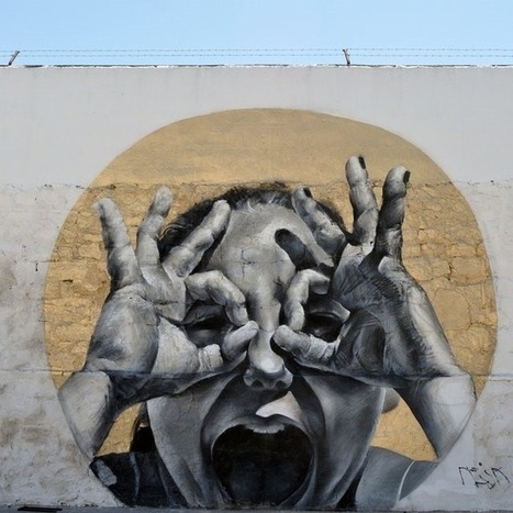 Breath taking examples of beautiful Street art | Creative Nerds | Banco de Aulas | Scoop.it