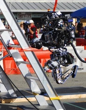 Google's Schaft robot takes top spot at DARPA Robotics Challenge | Industrial Robotics | Scoop.it
