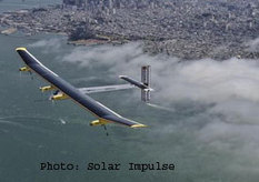 Solar plane inspiration for sustainable development: UN chief - Zee News | climate change | Scoop.it