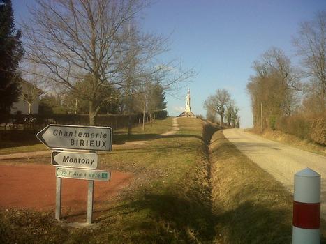 Sur le blog de @CBournac : Sortie venteuse dans les Dombes | #Twittcyclos | Scoop.it