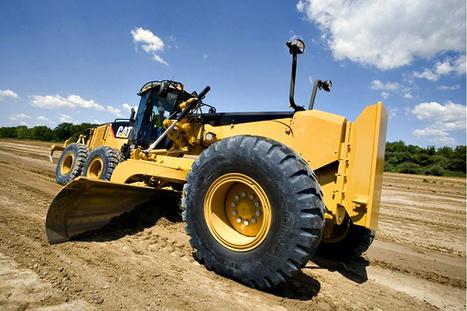 Motor Graders - Versatile Machines For Heavy-Duty Tasks | Machines | Scoop.it