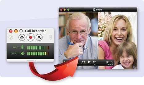 Call Recorder for Skype - The Skype Audio/Video Call Recording Solution for Mac - Ecamm Network | The Social Revolution | Scoop.it