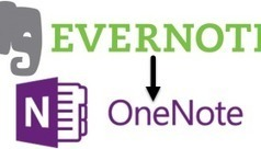 How to Migrate from Evernote to OneNote | Evernote 247 | Scoop.it