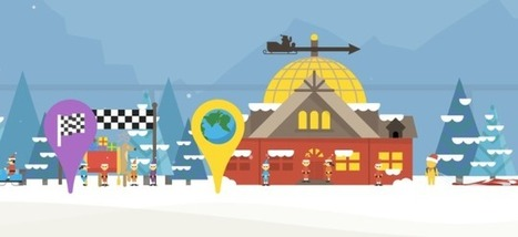 This Year, Google's Santa Tracker Gets Kids to Code | Gamification for the Win | Scoop.it