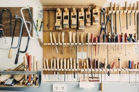 Bricothèque : empruntez vos outils de bricolage!   Attitude BIO   Scoop.it