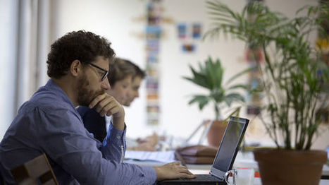 Les nouvelles formes de travail qui émergent : le coworking | Teletravail et coworking | Scoop.it
