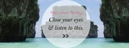 Motivation Monday: Close your eyes and listen to this   Student Motivation   Scoop.it
